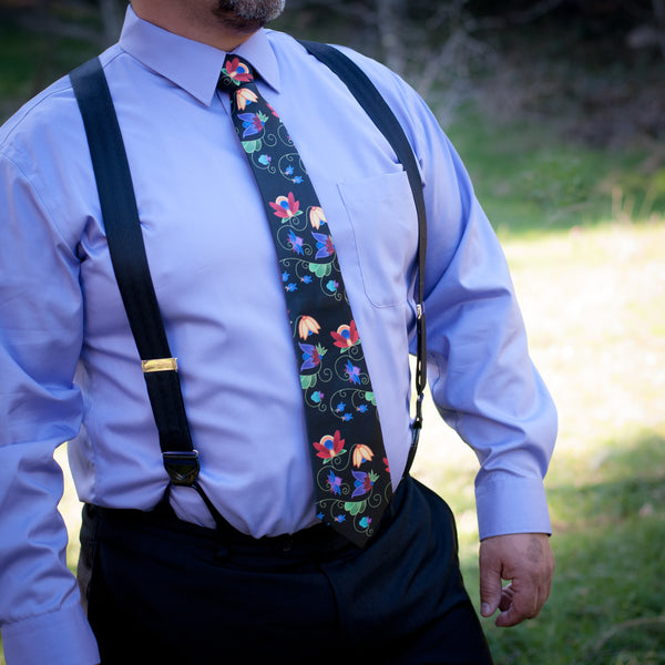 Floral Tie: Renewal Collection - Soul Curiosity