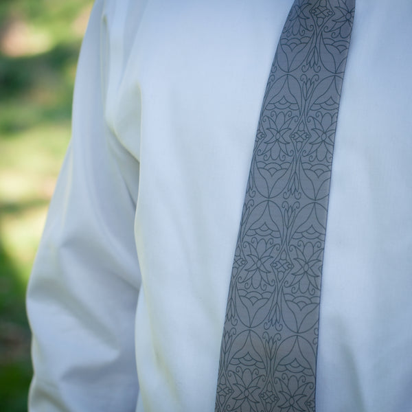 Authentic Native & Metis Tie: My Calling is Culture Collection - Soul Curiosity