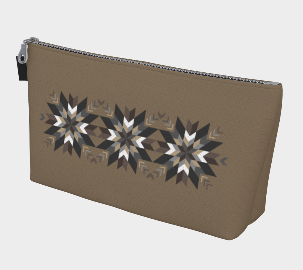 Star Floral Pouch: Air Collection - Soul Curiosity