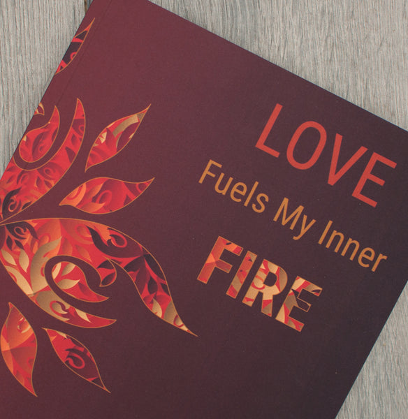 Plumb Journal: Fire Collection - Soul Curiosity