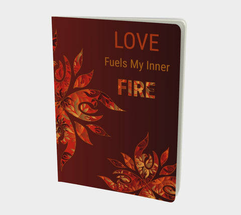 Authentic Native & Metis Journal: Fire Collection - Soul Curiosity