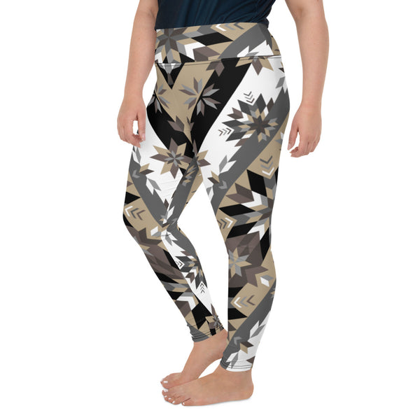 Curvy Leggings: Air Collection