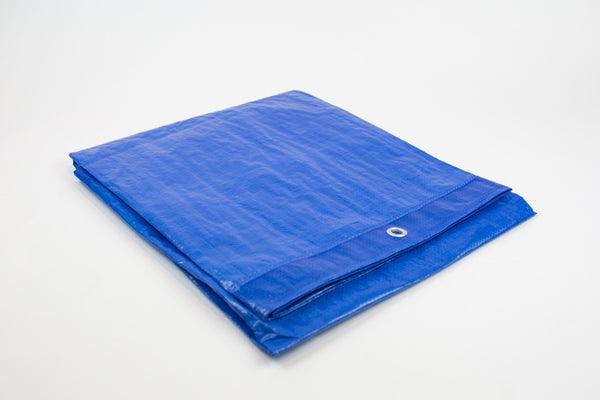 Select Grade Blue Poly Tarps