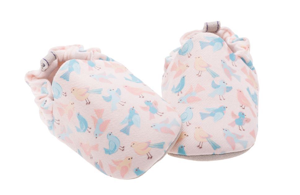 Birds Mini Shoes