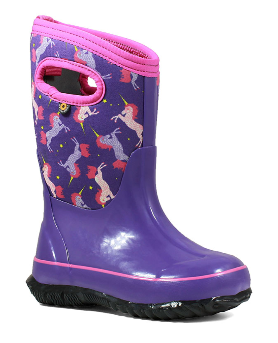 Unicorn Snow Boot