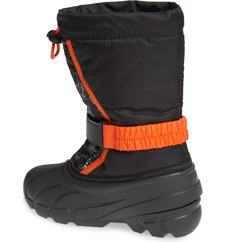Sorel Frozen Flurry Olaf Snow Boot