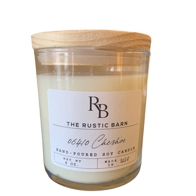 06410 Cheshire 8oz Candle