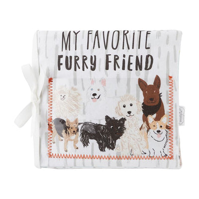My Favorite Furry Friend Baby Book