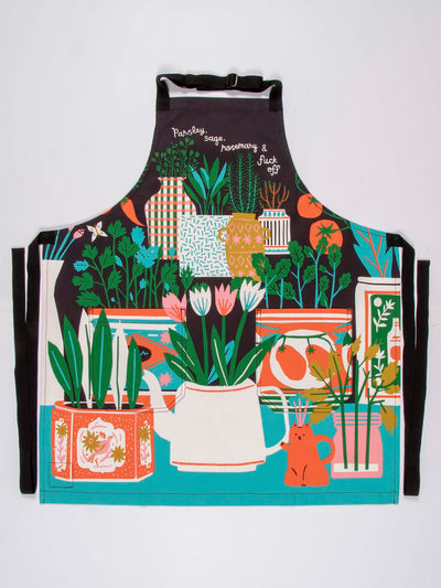 Parsley Sage & Rosemary Apron