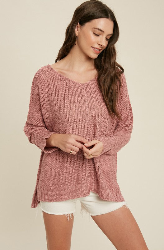 Perfect Relaxed Fit Sweater