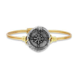 Luca and Danni Compass Bangle Bracelet