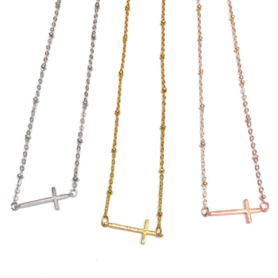 Heavenly Cross Choker