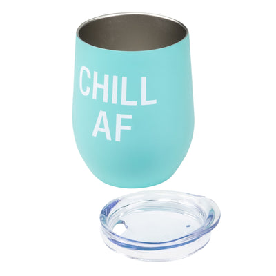 Chill Thermal Wine Tumbler