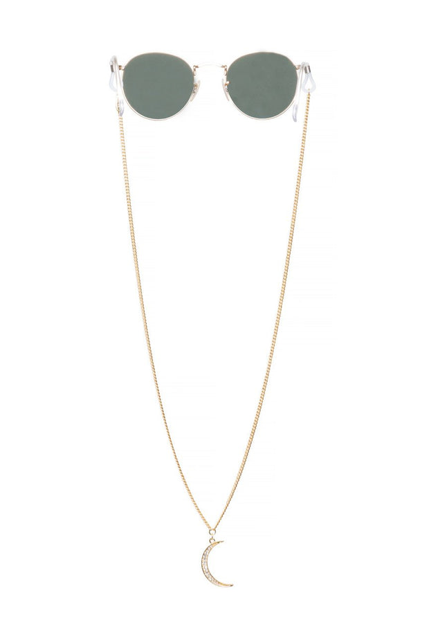 Moon Drop Mask / Sunglass Chain