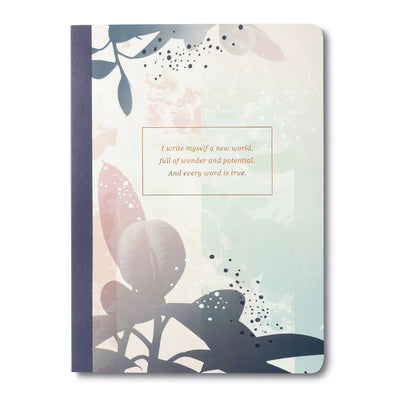 I Write Myself a New World Notebook