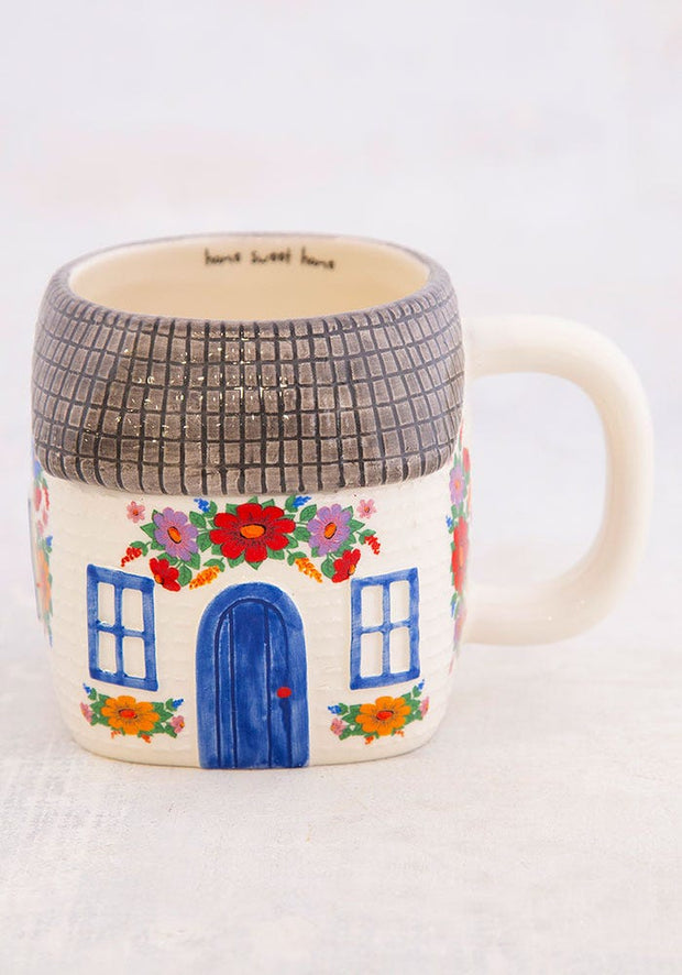 Cottage Folk Mug