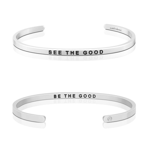 See The Good, Be The Good MantraBand