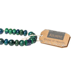 Scout Curated Wears Stone Bracelet - Azurite