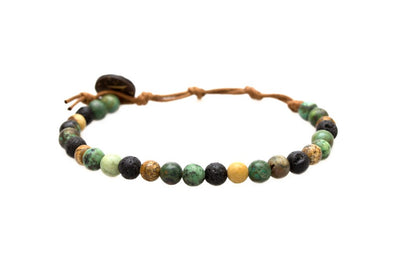 Peace & Strength Men's Bracelet