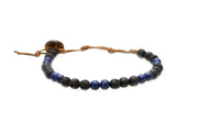 Strength & Wisdom Men's Bracelet