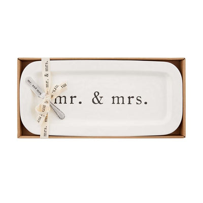 Mr. & Mrs. Hostess Set