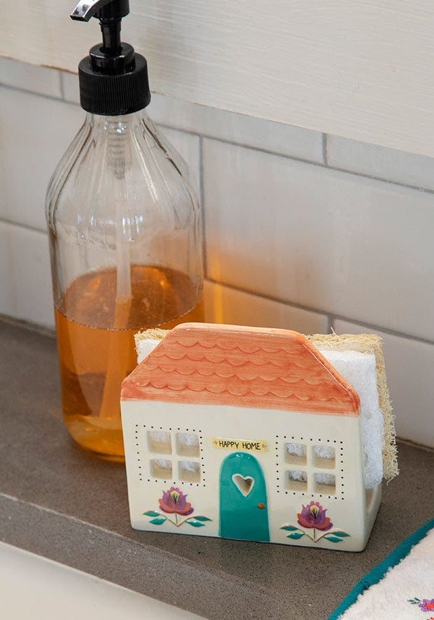 Happy Home Sponge Holder