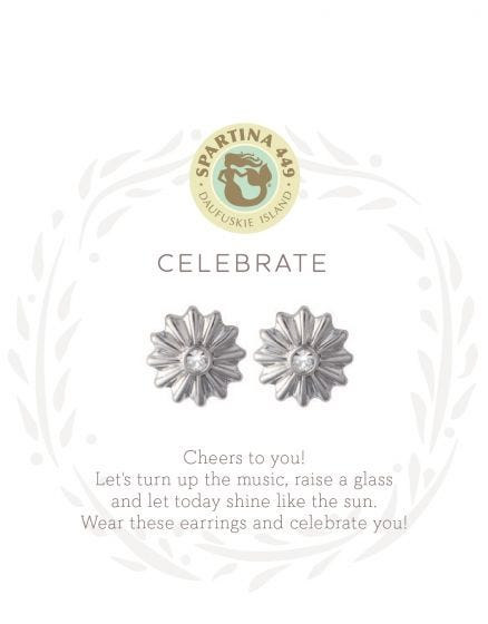 Sea La Vie Celebrate Stud Earrings