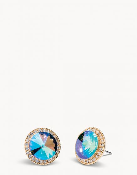 Rivoli Stud Earrings