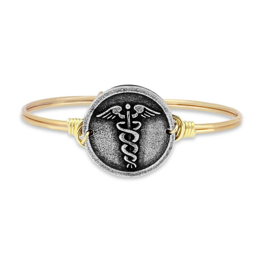 Luca and Danni Nurse Bangle Bracelet
