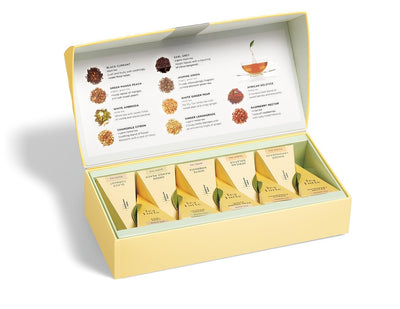 Tea Forte Petite Tea Tasting Assortment