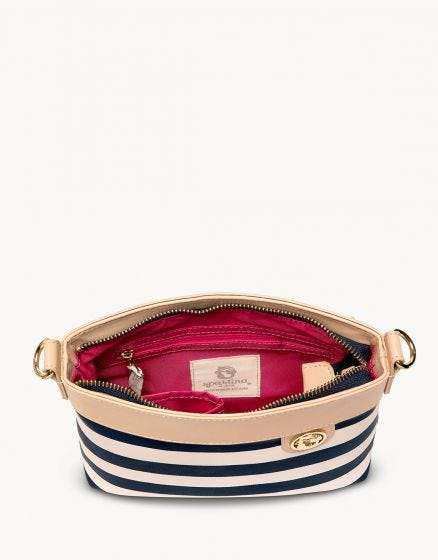 Hipster Navy Stripe