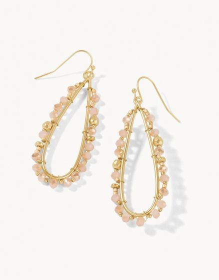 Bayberry Raindrop Earrings