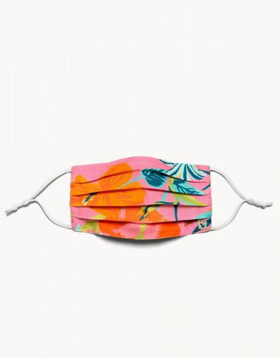 Spartina 449 Moreland Pink Face Mask