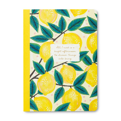 All I Need Is a Bright Afternoon Notebook