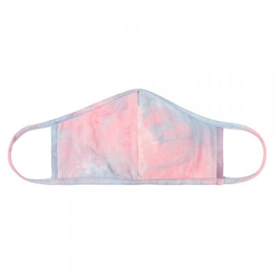 Tie Dye Fabric Unisex Face Mask