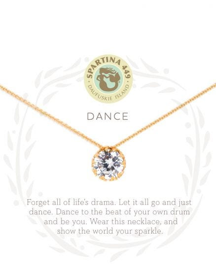 Dance Gem Necklace