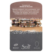 Scout Curated Wears Stone Wrap - Tourmaline