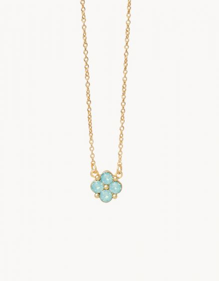 Blessed Clover Necklace