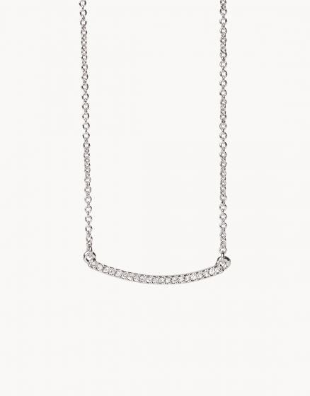 Rock It Arc Necklace