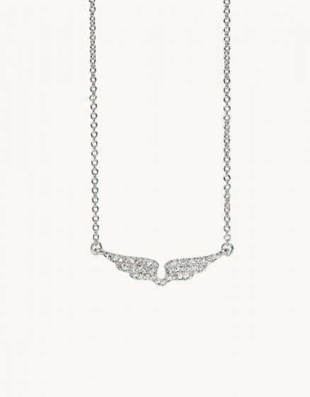 Fly Wing Necklace