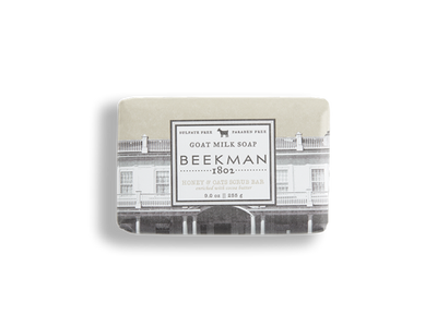 Beekman 1802 Honey & Oats Scrub Bar