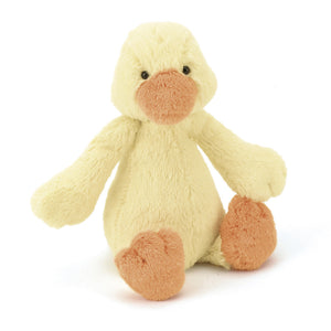 Jellycat Medium Bashful Yellow Duckling