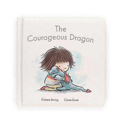 Jellycat Courageous Dragon Book