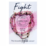 Cause Connection Fight Bracelet