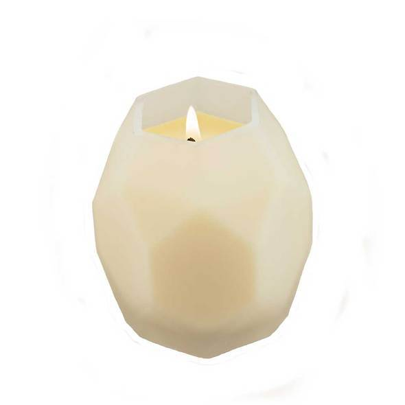 Lemon & Honey Beeswax Candle