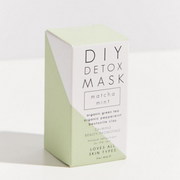 Honey Belle Matcha Mint Detox Mask
