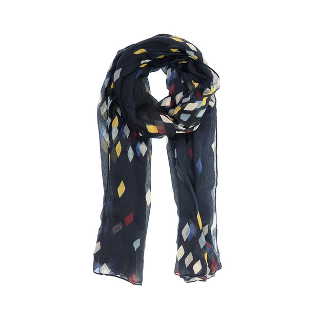 Scattered Diamond Scarf