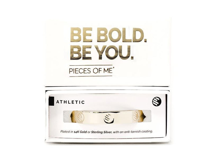 Athletic Cuff Bracelet