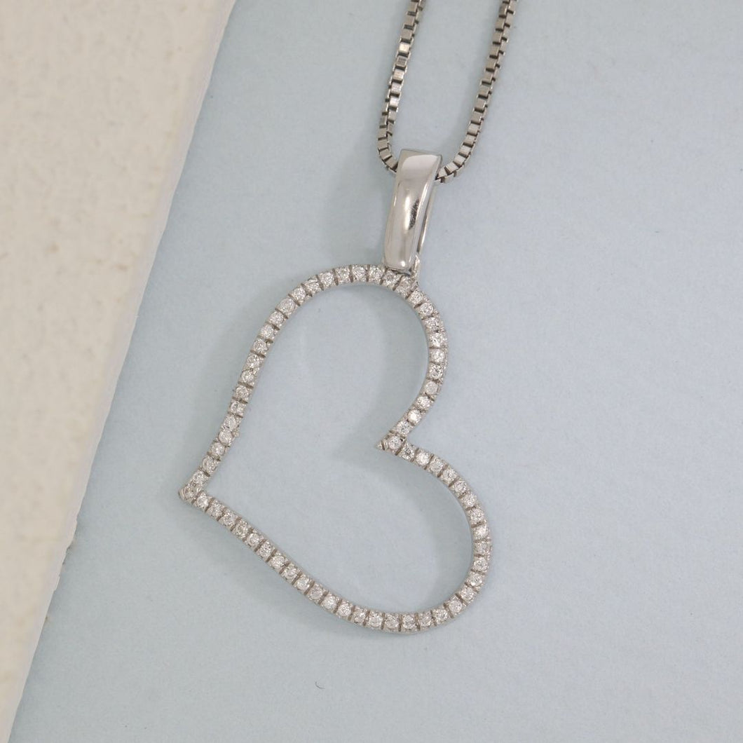 Genuine Heart Necklace
