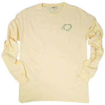 Jade Garden Long Sleeve Tee
